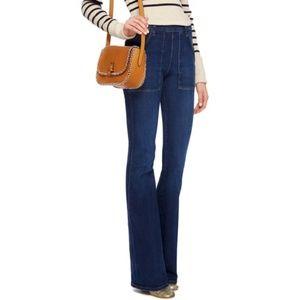 FRAME Le Flare de Francoise High Rise Flare Jeans